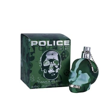 Police To Be Man Camouflage Special Edition woda toaletowa spray 40ml