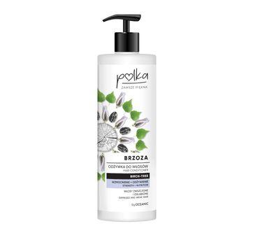 Polka – odżywka do włosów Brzoza (400 ml)