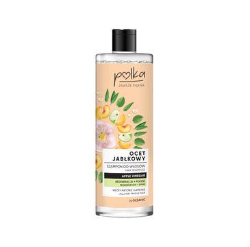 Polka – szampon do włosów Ocet Jabłkowy (400 ml)