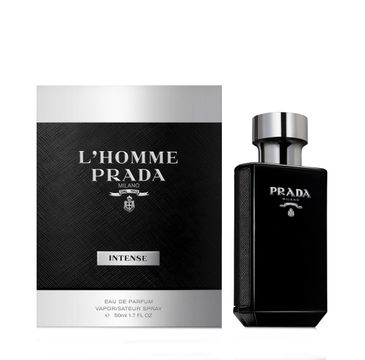 Prada L'Homme Intense woda perfumowana spray 50ml