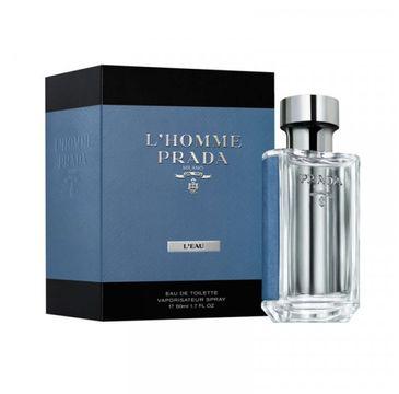 Prada L'Homme L'Eau woda toaletowa spray 50ml