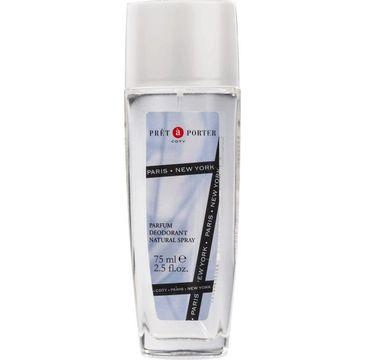 Pret a Porter dezodorant w sprayu naturalny subtelny zapach 75 ml