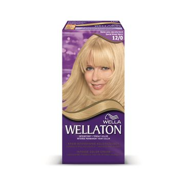 Pro Wellaton krem intensywnie koloryzujący nr 12/0 Bardzo Jasny Naturalny Blond 1 op.