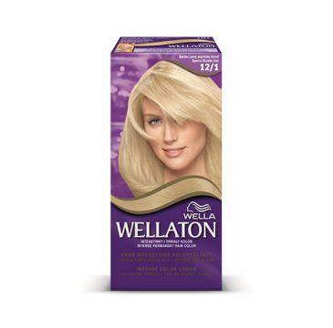 Pro Wellaton krem intensywnie koloryzujący nr 12/1 Bardzo Jasny Popielaty Blond 1 op.