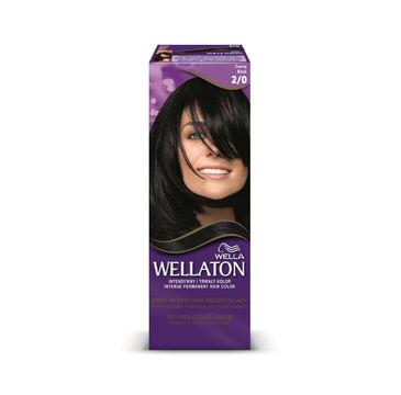 Pro Wellaton krem intensywnie koloryzujący nr 2/0 Czarny 1 op.