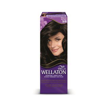 Pro Wellaton krem intensywnie koloryzujący nr 3/0 Ciemny Brąz 1 op.