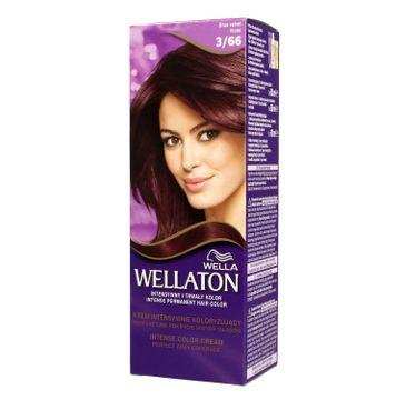 Pro Wellaton krem intensywnie koloryzujący nr 3/66 Blue Velvet 1 op.