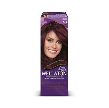 Pro Wellaton krem intensywnie koloryzujący nr 4/6 Burgund 1 op.