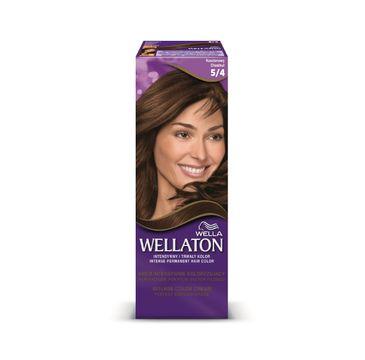 Pro Wellaton krem intensywnie koloryzujący nr 5/4 Kasztanowy 1 op.