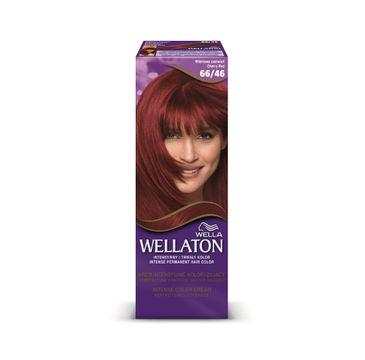 Pro Wellaton krem intensywnie koloryzujący nr 66/46 Wiśniowa Czerwień 1 op.