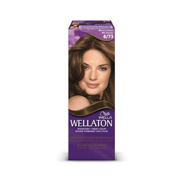 Pro Wellaton krem intensywnie koloryzujący nr 6/73 Mleczna Czekolada 1 op.
