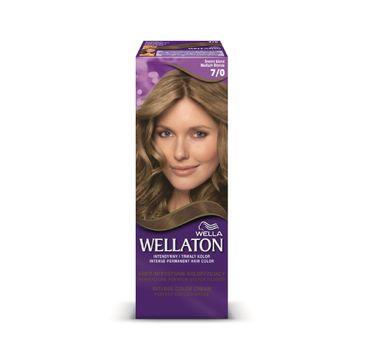 Pro Wellaton krem intensywnie koloryzujący nr 7/0 Średni Blond 1 op.