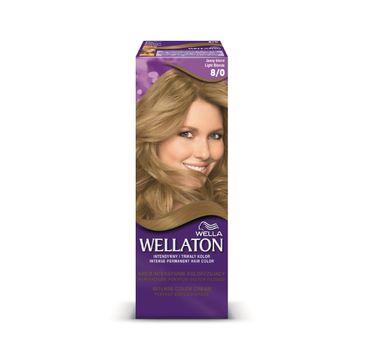 Pro Wellaton krem intensywnie koloryzujący nr 8/0 Jasny Blond 1 op.