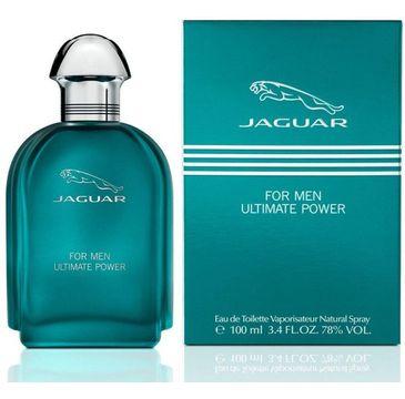 Jaguar – for men ULTIMATE POWER woda toaletowa (100 ml)