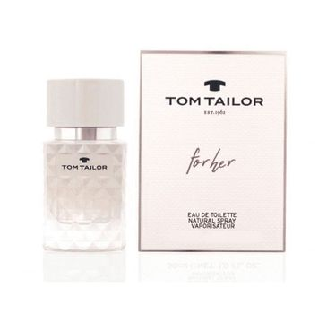 Tom Tailor – For Her woda toaletowa (50 ml)