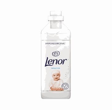 Lenor Sensitive płyn do płukania tkanin (930 ml)