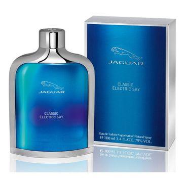 Jaguar – Woda toaletowa Classic Electrik Sky (100 ml)