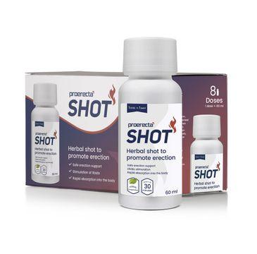 Proerecta Shot wspomagający erekcję (8 x 60 ml)