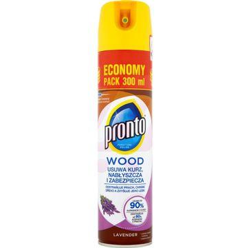 Pronto Wood Lavender Aerozol do mebli drewnianych (300 ml)