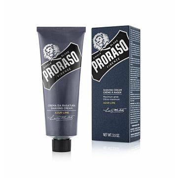 Proraso – Crema Da Rasatura krem do golenia w tubce Azur Lime (100 ml)