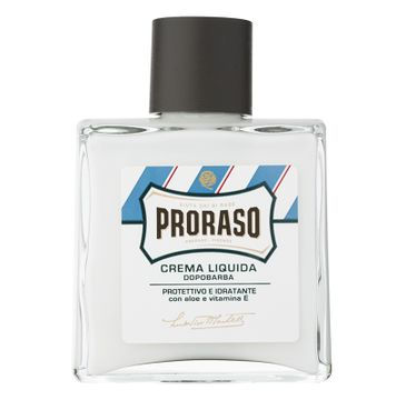 Proraso Crema Liquida Dopobarba ochronny balsam po goleniu z aloesem i witaminą E 100ml