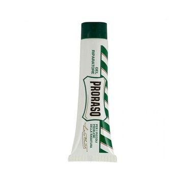 Proraso Green Riparatore Gel żel niwelujący podrażnienia po goleniu (10 ml)