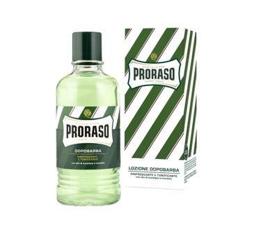 Proraso Lozione Dopobarba odświeżająca woda po goleniu z olejkiem eukaliptusowym i mentolem 400ml