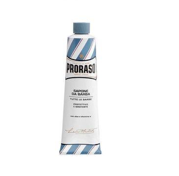 Proraso Sapone Da Barba ochronne mydło do golenia z aloesem i witaminą E 150ml
