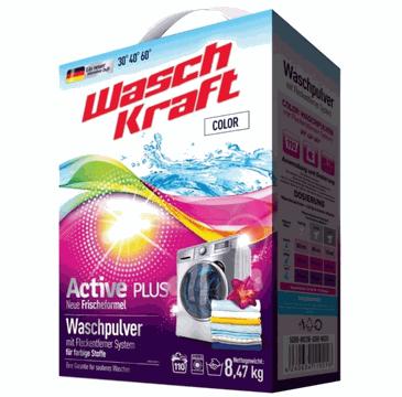 Wasch Kraft Color Proszek do Prania (8.47 kg)