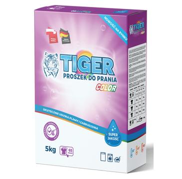 Tiger Proszek do prania kolorowych tkanin Color (5 kg)