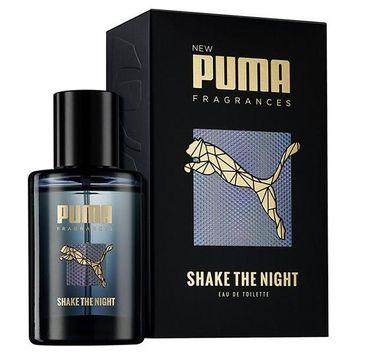 Puma Shake The Night woda toaletowa spray 50ml