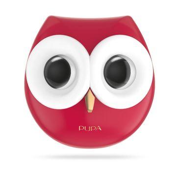Pupa Owl 2 zestaw do makijażu oczu i ust 003 Warm Shades 1szt