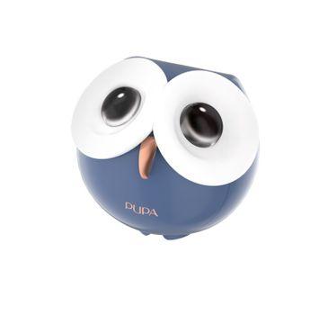 Pupa Owl 3 zestaw do makijażu twarzy, oczu i ust 012 Cold Shades 1szt