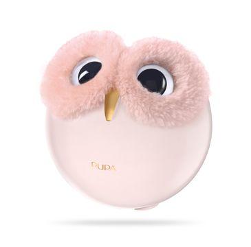 Pupa Owl 4 zestaw do makijażu twarzy, oczu i ust 011 Cold Shades 1szt