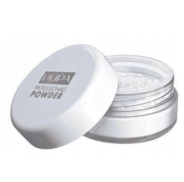 Pupa – Puder sypki Fixing matujący 001 (10,5 g)
