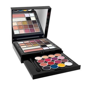 Pupart Shiny M zestaw do makijażu 012 Plum-A-Porter 22g