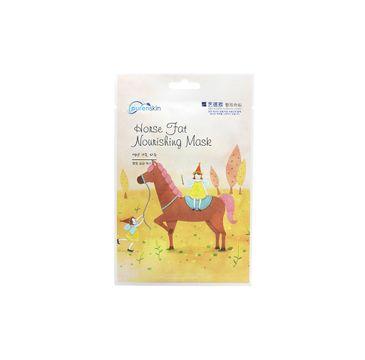 Purenskin Horse-Fat Nourishing Mask odżywcza maseczka w płachcie 23g