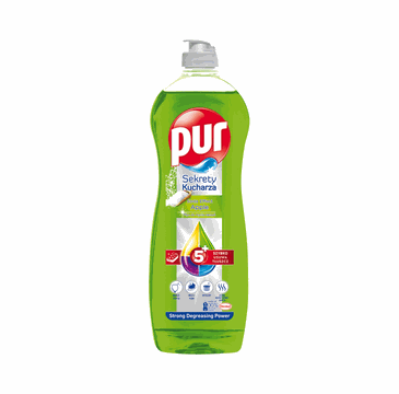 Pur Płyn do mycia naczyń Apple (750 ml)