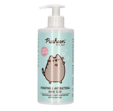 Pusheen Hydrating & Antibacterial Hand Soap nawilżające i antybakteryjne mydło do rąk (400 ml)