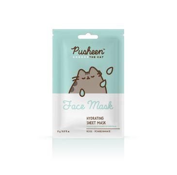 Pusheen Hydrating Sheet Mask nawilżająca maseczka w płachcie (17 g)