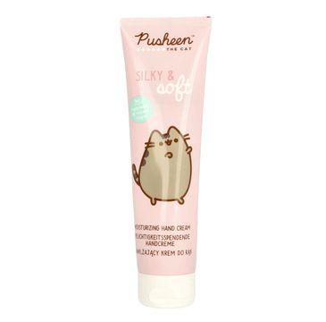 Pusheen Silky & Soft Moisturizing Hand Cream nawilżający krem do rąk (100 ml)