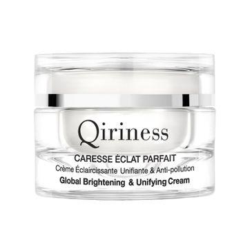 Qiriness Caresse Eclat Parfait krem o działaniu rozświetlającym i ujednolicającym tonację skóry 50ml