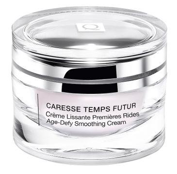 Qiriness Caresse Temps Futur krem wygładzający o działaniu przeciwstarzeniowym 50ml