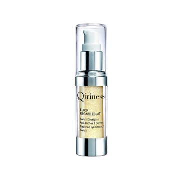 Qiriness Elixir Regard Eclat serum rozświetlające do pielęgnacji okolic oczu 15ml