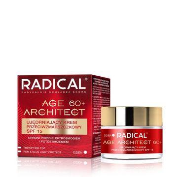 Radical Age Architect 60+ ujędrniający krem przeciwzmarszczkowy na dzień 50 ml