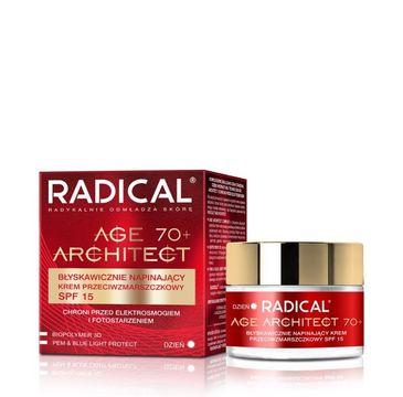Radical Age Architect 70+ błyskawicznie napinający krem przeciwzmarszczkowy na dzień 50 ml
