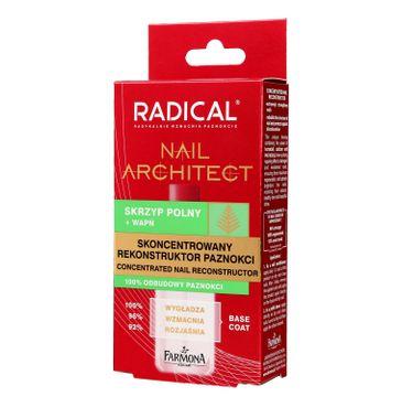 Radical Nail Architect Skoncentrowany Rekonstruktor paznokci 12 ml