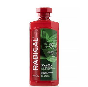 Radical szampon do włosów zniszczonych wzmacniający 330 ml