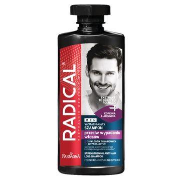 Radical – Szampon odbudowujący do włosów bardzo zniszczonych (400 ml)