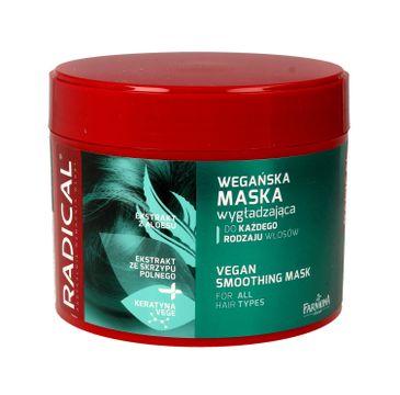 Radical Vegan Smoothing Mask Maska do włosów wygładzająca 300 ml